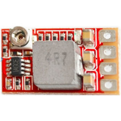 Switching voltage regulator with LM2596S