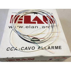Alarm cable 4x0.22mm - Coaxial cable for alarm systems