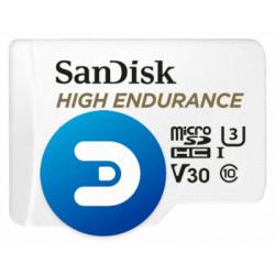Carte SanDisk MicroSDHC 32...