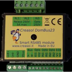 Creasol DomBus23: módulo...