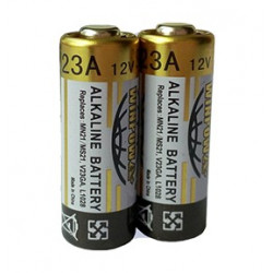 23A 12V alkaline battery