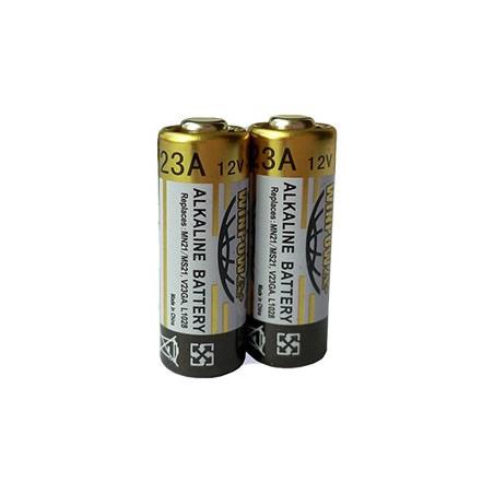 27A 12V alkaline battery
