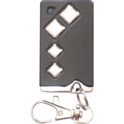 Creasol Four. 433,92 MHz liela attāluma tālvadības kopējamais aparāts