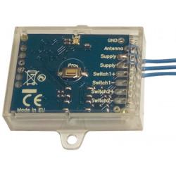 Creasol Sender - duplicador estacionário de controle remoto multifrequência