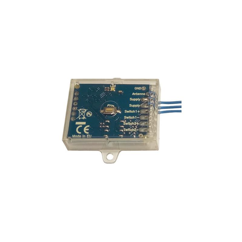 Creasol Sender - duplicateur de télécommande multifréquence stationnaire