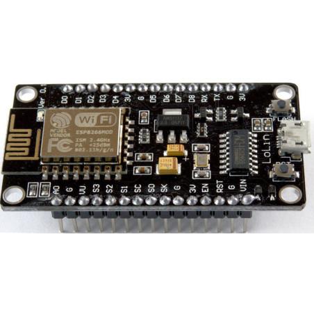 ESP8266 WiFi module NodeMcu V3 Lua, with ESPEasy