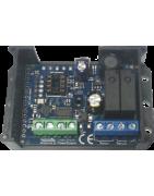 Multifrequency vastaanottimia ja universal autotallin ovenavaaja